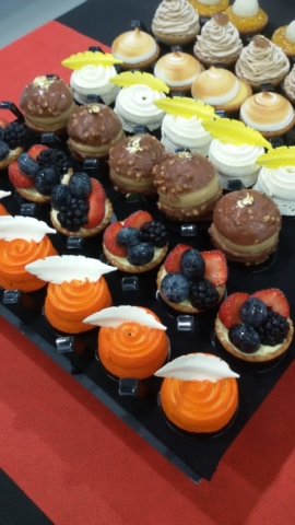 Buffet froid desserts Montrouge Traiteur