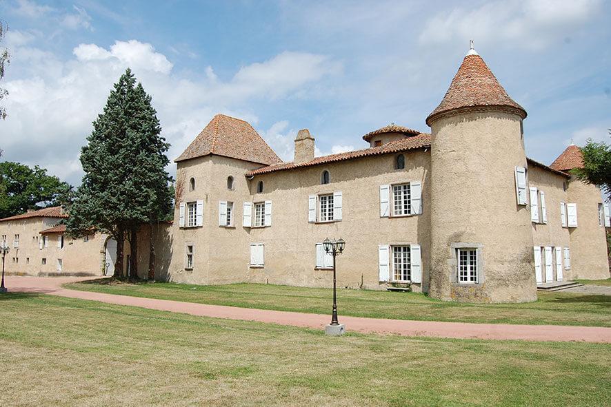 Château de Montrouge Savigneux : Loire 42