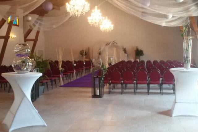 Salle Château de Montrouge célébration Laïque